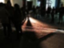 heidi moriot/artiste/soulac/paris/tapis