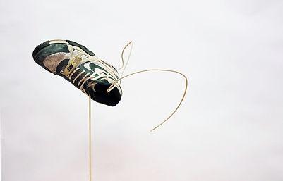 heidi moriot/artiste/installation/nike/paris/soulac