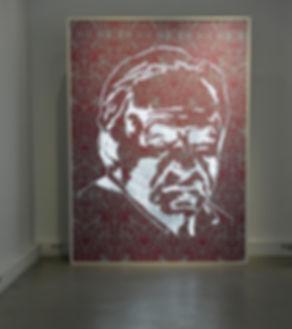 heidi moriot/artiste/installation/paris/soulac/DSK
