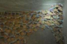 heidi moriot/artiste/installation/paris/soulac/tappettes souris