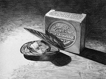 heidi moriot - sex wax