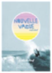 nouvelle vague/heidimoriot/raphael papilon/soulac sur mer