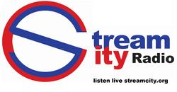 STREAM CITY logo