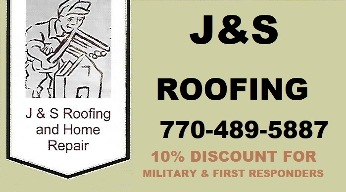 j & s roofing LOGO