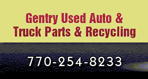 Gentry Used Part & Recycling