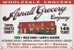Arnall Grocery Logo