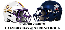 Calvery Day @ Strong rock.png