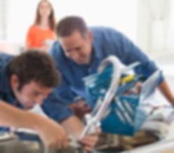 Encanador e Instalação Hidráulicas - Conserto em Casa