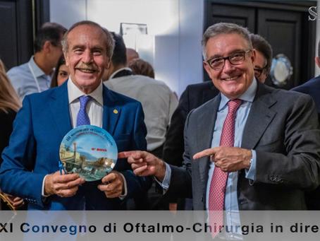 Highlights del XXI convegno di Oftalmo-Chirurigia in diretta