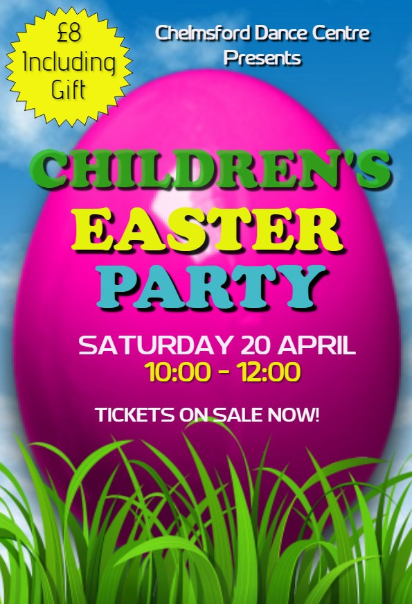 Childrens Easter Party - Made with Poste
