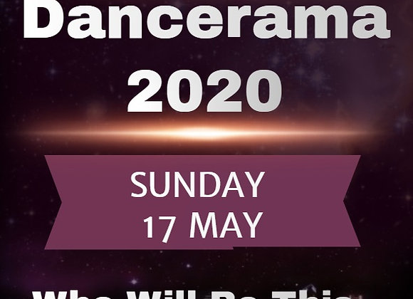 Dancerama Ticket
