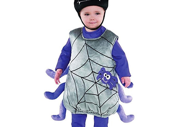 Incy Wincey Spider (tiny Tots)Spider Costume