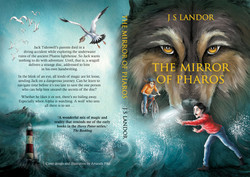 Mirror of Pharos Cover ilustration