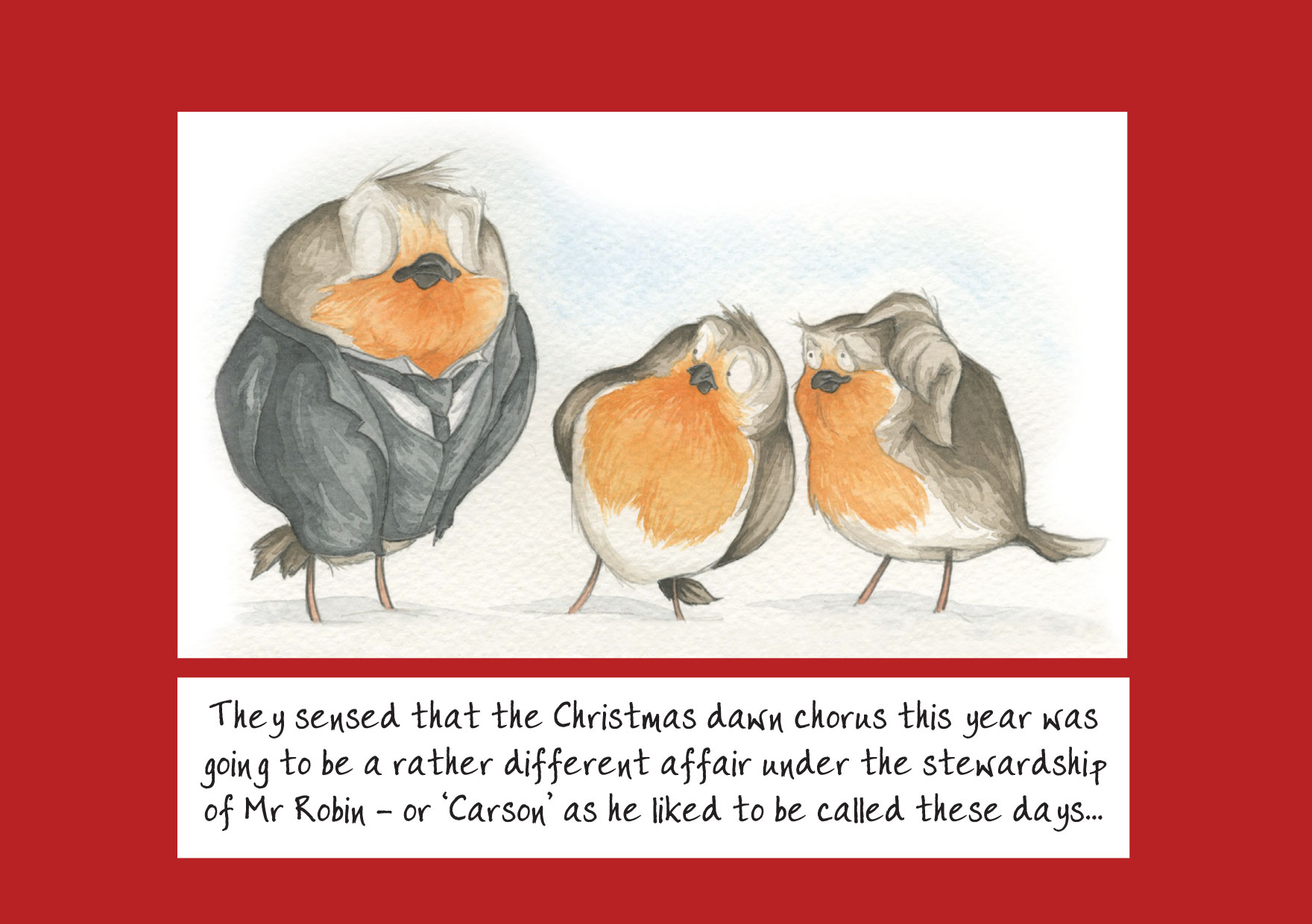 Downton Robins