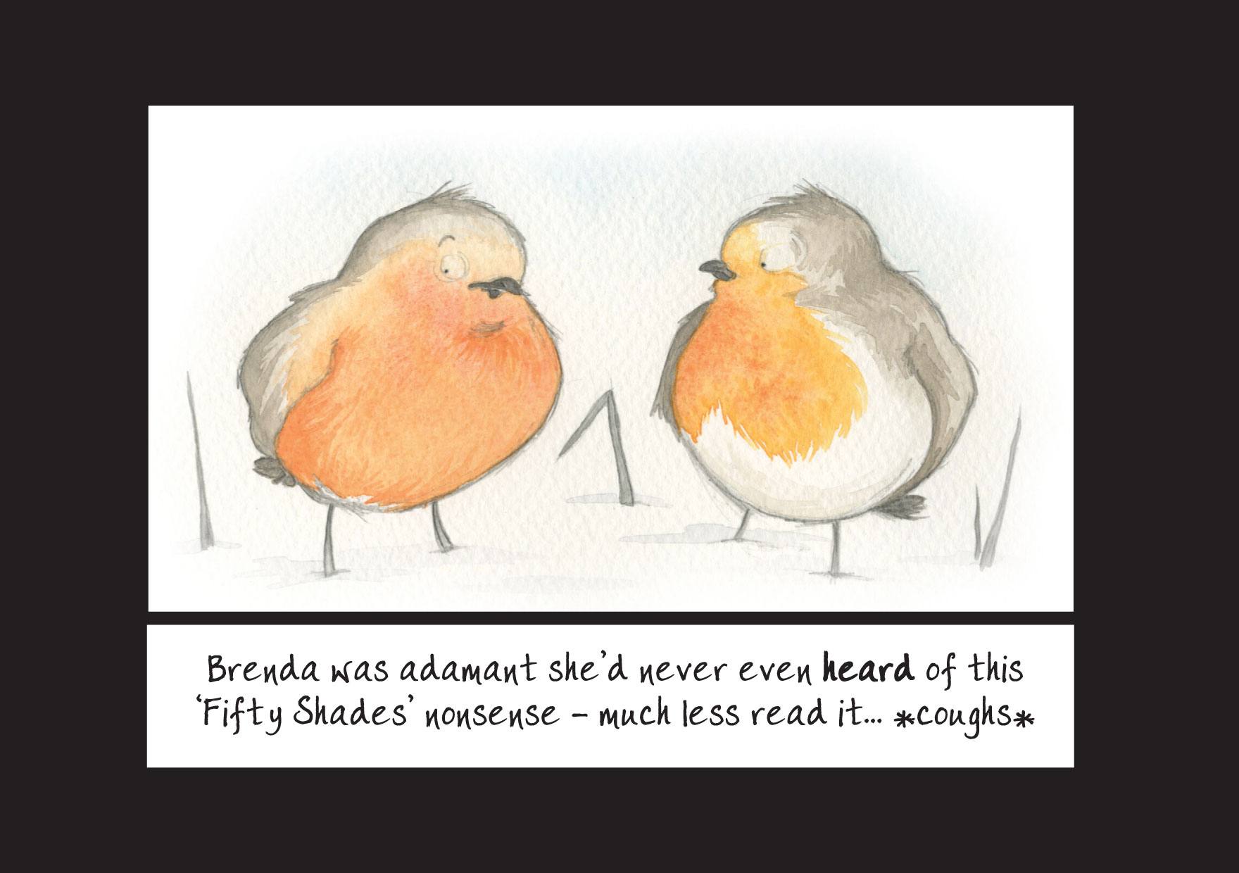 '50 Shades' robins