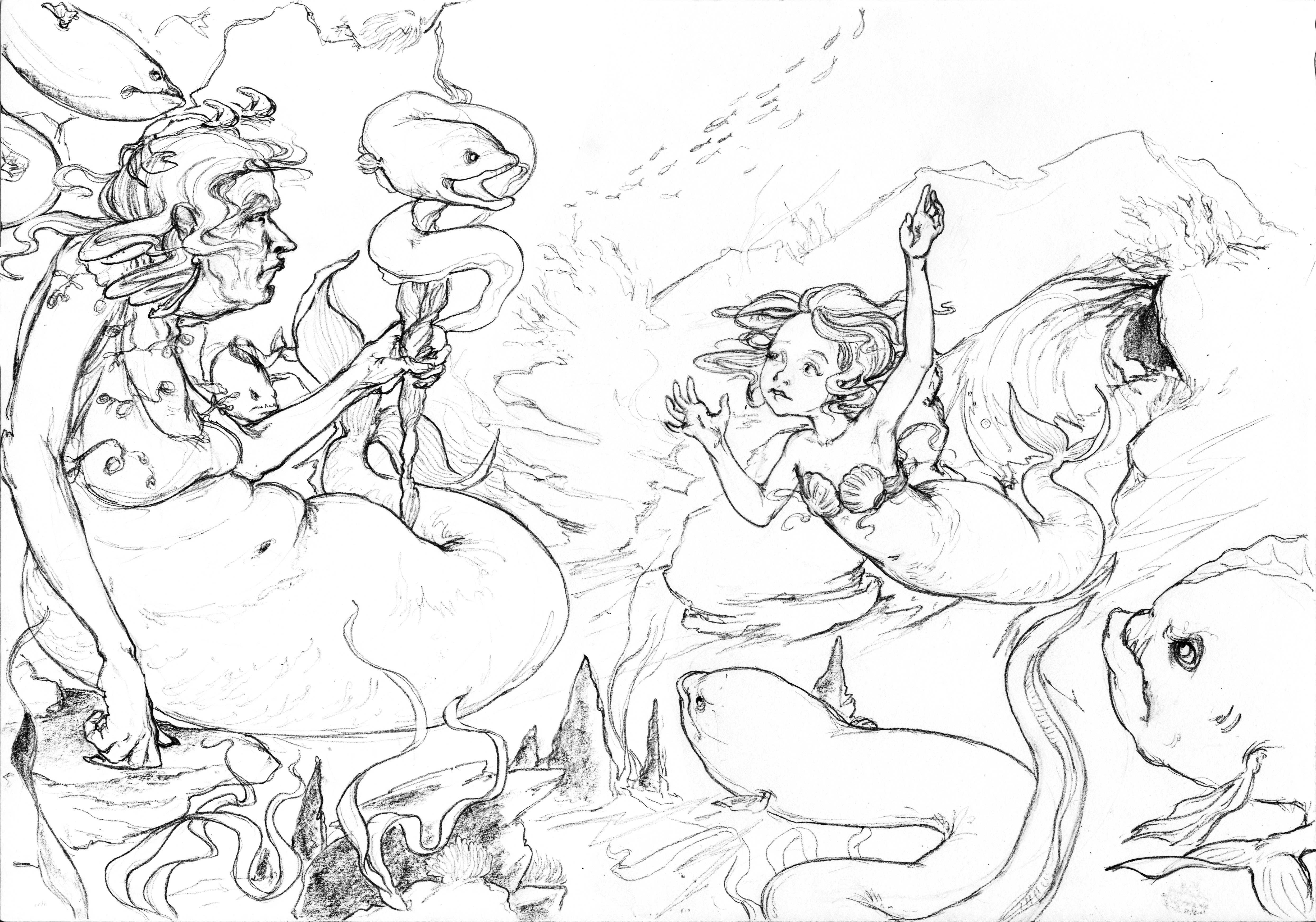 Little-Mermaid_sea-witchB&W.jpg