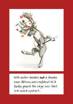 Showbiz Reindeer