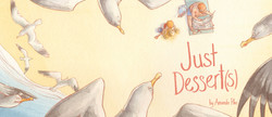 Just Dessert(s) - title page