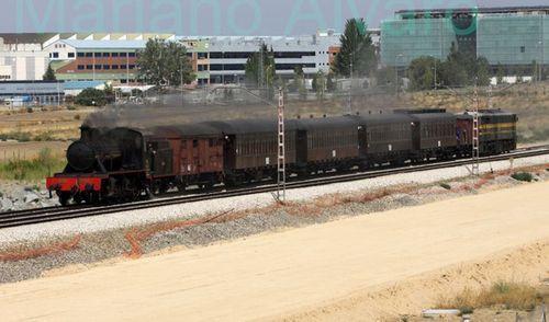 Los Ferrocarriles en Norteamérica