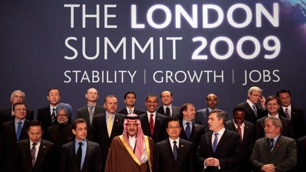 Logros y Fallas del G-20