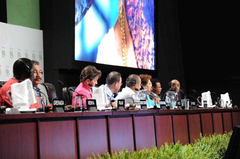 Cambio Climático: Cancún 2010
