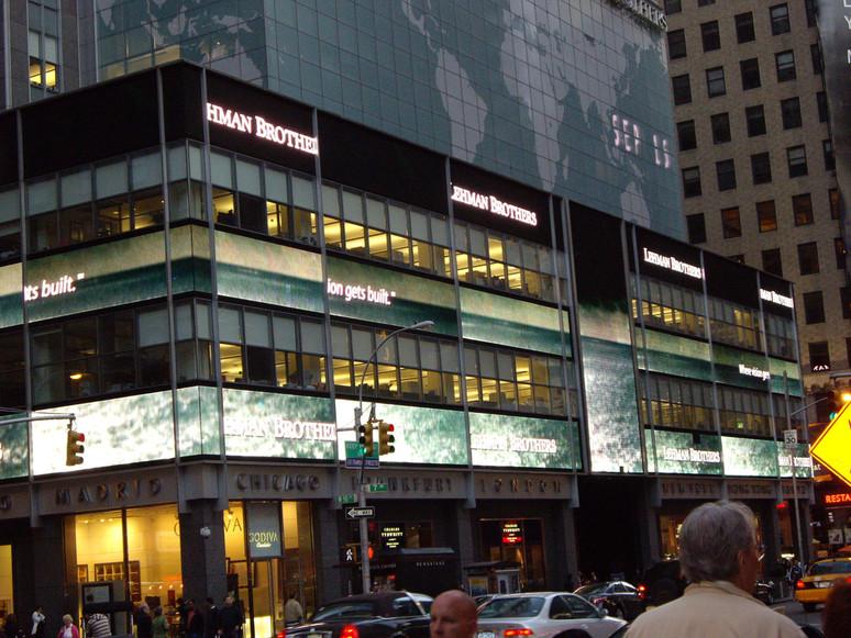 A Cinco Años de la Quiebra de Lehman Brothers