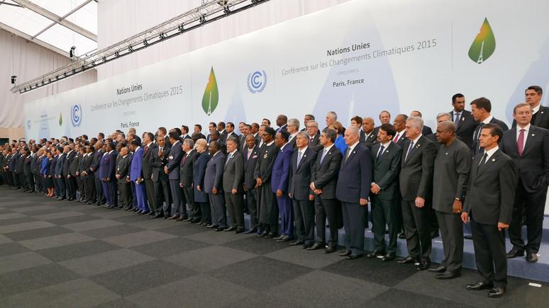 El Acuerdo Climático de París