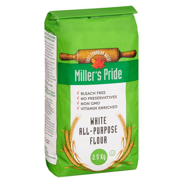 Miller's Pride All Purpose Flour