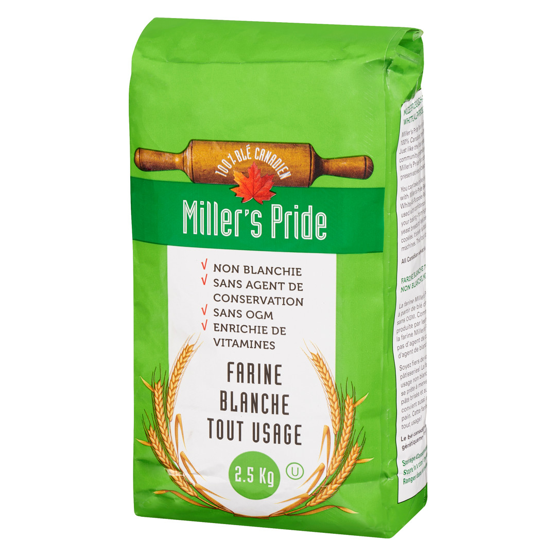 Miller's Pride All Purpose French Tab