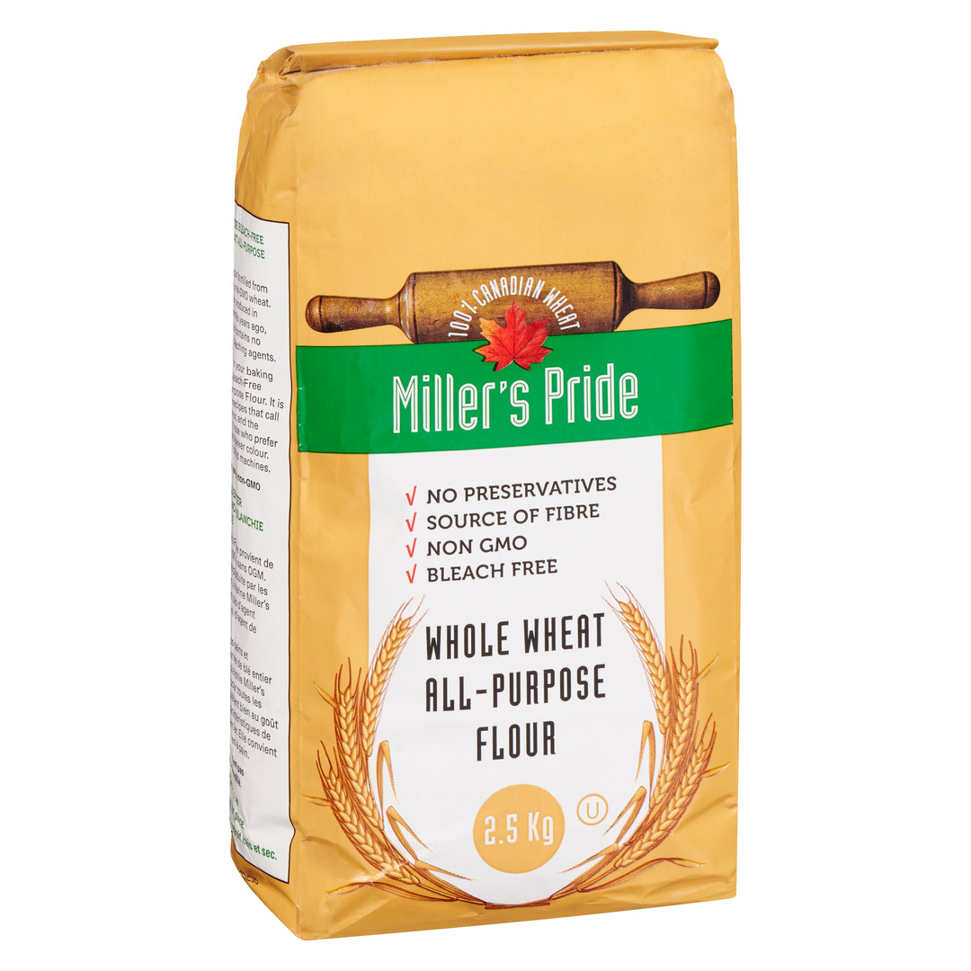 Miller's Pride Whole Wheat