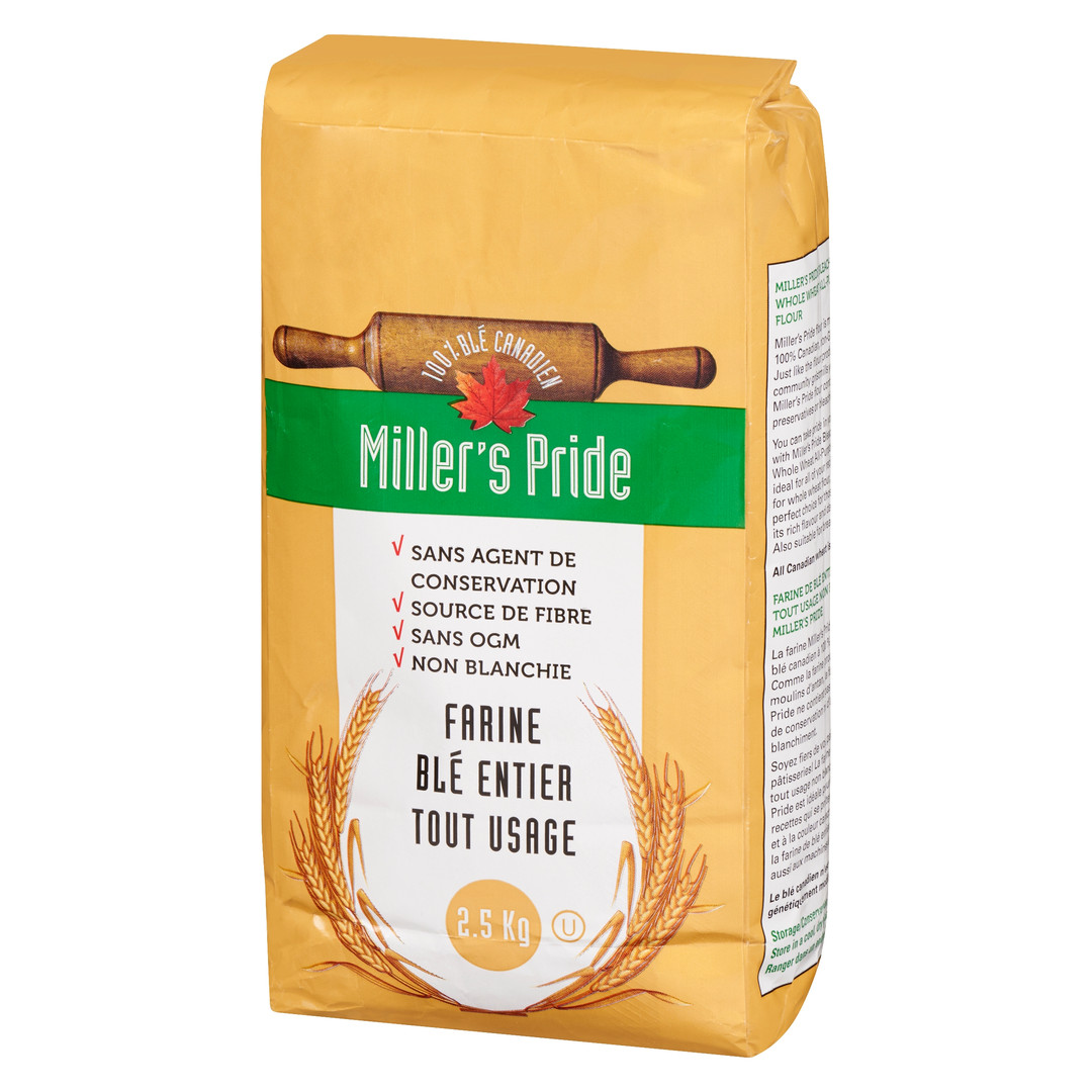 Miller's Pride Whole Wheat French