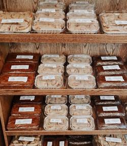 Tasty baked goods