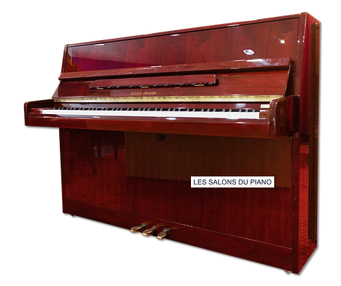 LES SALONS D PIANO JULIUS DRAYER JD042