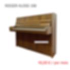 LES SALONS DU PIANO RIEGER KLOSS 108