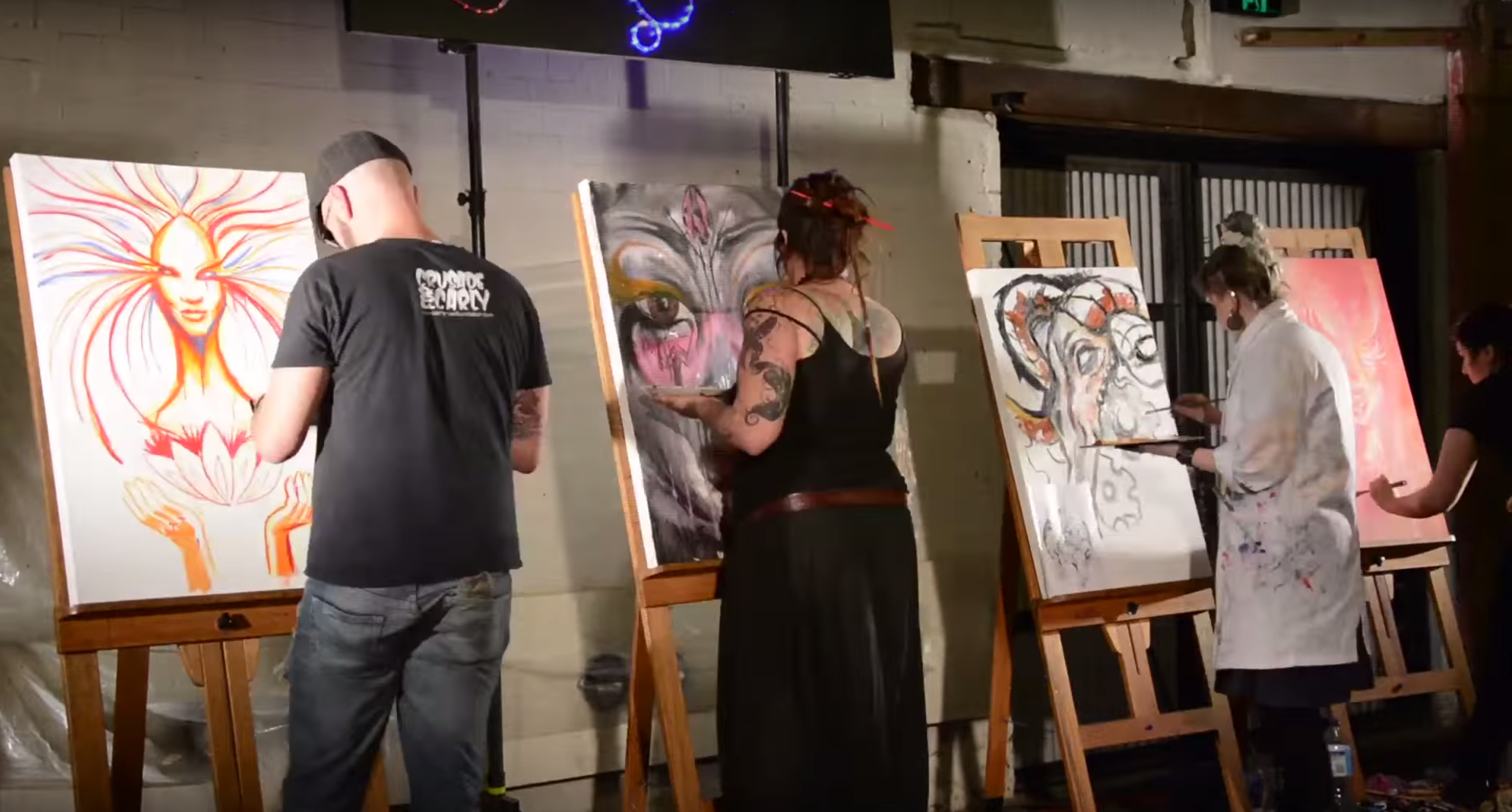 Art Battle Spectacular
