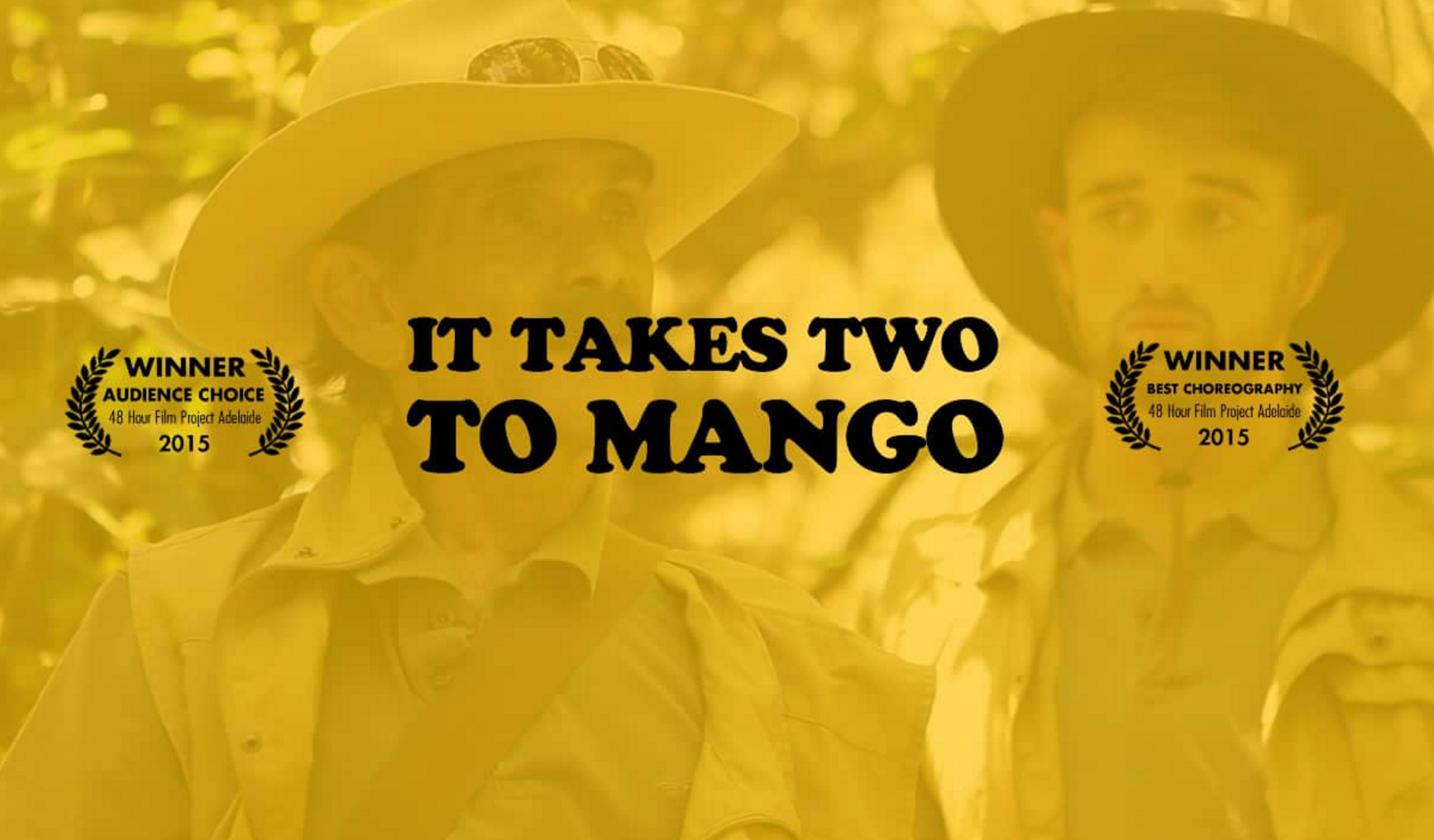 It Takes Two to Mango