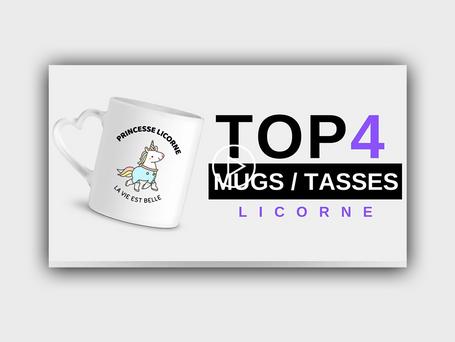 Tp 4 mug licorne