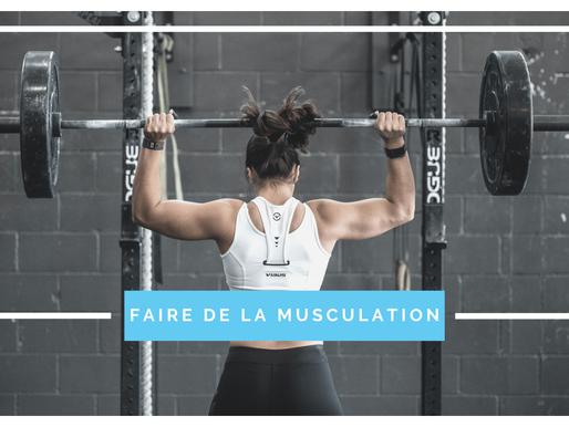 Comment faire de la musculation ?