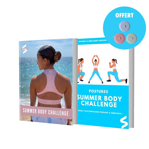 PACK SUMMER BODY CHALLENGE BY STRONG
