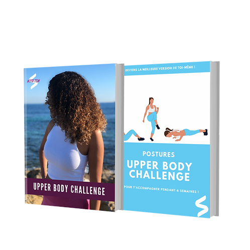 PACK UPPER BODY CHALLENGE BY STRONG