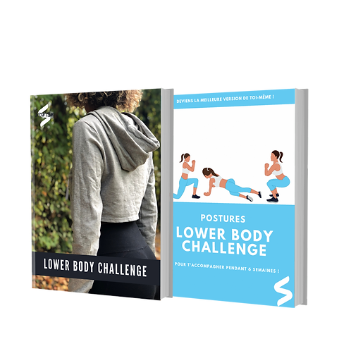 PACK LOWER BODY CHALLENGE BY STRONG