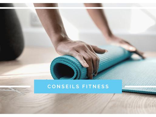 4 Conseils fitness pour avoir des résultats