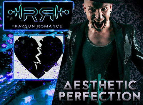 David mixes Aesthetic Perfection's Daniel Graves for the next Raygun Romance single