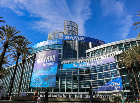 NAMM 2021 Officially Canceled!