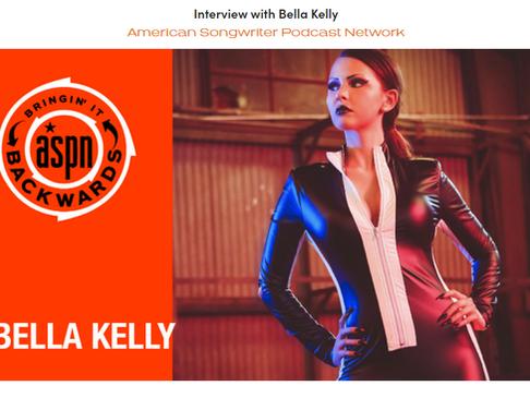 Bella Kelly Interviewed by Bringin' it Backward Podcast