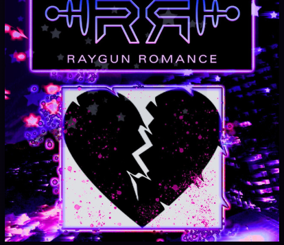 "Raygun Romance 1st Single ""Nothing Left Here"" Released"