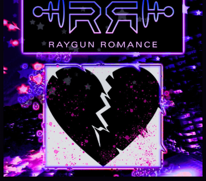 """Raygun Romance 1st Single """"Nothing Left Here"""" Released"""