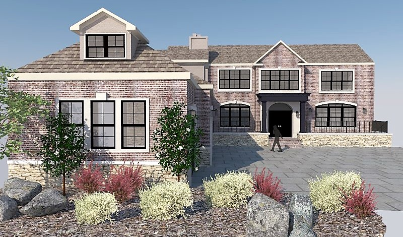 King City House Rendering