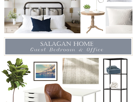 #SalaganHome Guest Bedroom/Office: Part 1
