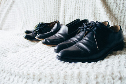 TAKING STOCK: LOAFERS & OXFORDS